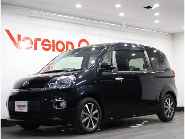 トヨタ G 全国3年保証付 純正SDナビ 片側電動スライドドア