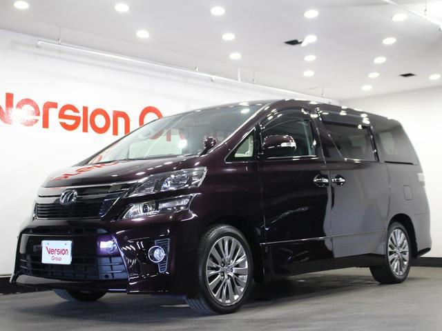 トヨタ 2.4Zゴールデンアイズ 純正ナビ 全国3年保証付