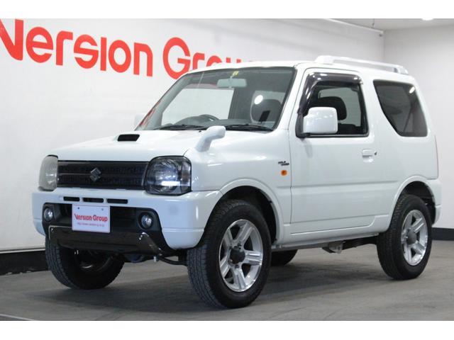 スズキ ジムニー ワイルドウインド 4WD ターボ 特別仕様車 AT 16AW
