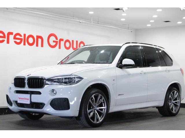 BMW X5 xDrive 35d Mスポーツ ディーゼルターボ レザーシート サンルーフ 純正HDDナビ フルセグ 全周囲カメラ 車線逸脱警告 インテリジェントセーフティブレーキ アクティブクルーズコントロール ヒルディセントコントロール