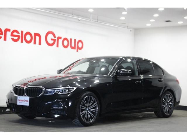 BMW 3シリーズ 320i Mスポーツ 新車保証継承 ターボ HDDナビ バックカメラ HUD インテリジェントセーフティ パークトロニック ディスタンスコントロール ステアリングサポート ブラインドスポットアシスト 前後ドラレコ 18AW