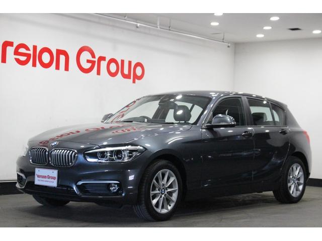 BMW 118d スタイル ディーラー車 ディーゼルターボ 純正HDDナビ バックカメラ レーダークルコン クリアランスソナー 衝突被害軽減 ETC LEDヘッドライト LEDフォグ オートライト 16AW