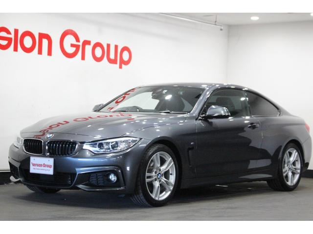 BMW 4シリーズ 420iクーペ Mスポーツ ディーラー車 ターボ HDDナビ フルセグ バックカメラ レーダークルコン レーンアシスト 衝突被害軽減 パワーシート ETC 社外ドラレコ パドルシフト HIDヘッドライト オートライト 18AW