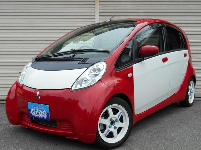 三菱 ベースグレード LEDヘッドライト キーフリー 電気自動車