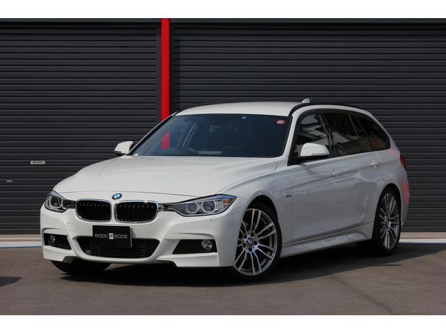 BMW 320dブルーPツーリング Mスポ オートトランク 19AW