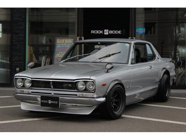 日産 GT ハコスカGT-R仕様 L28公認 ワタナベ15AW