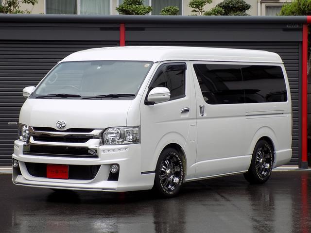 トヨタ スーパーGL Dプライム ミドルRワイド 軽油 ベットキット