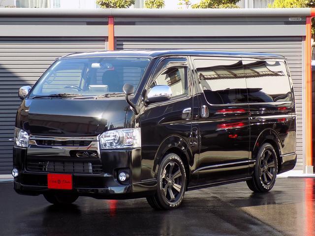 トヨタ スーパーGL ダークプライム ワンオーナー 11インチナビ