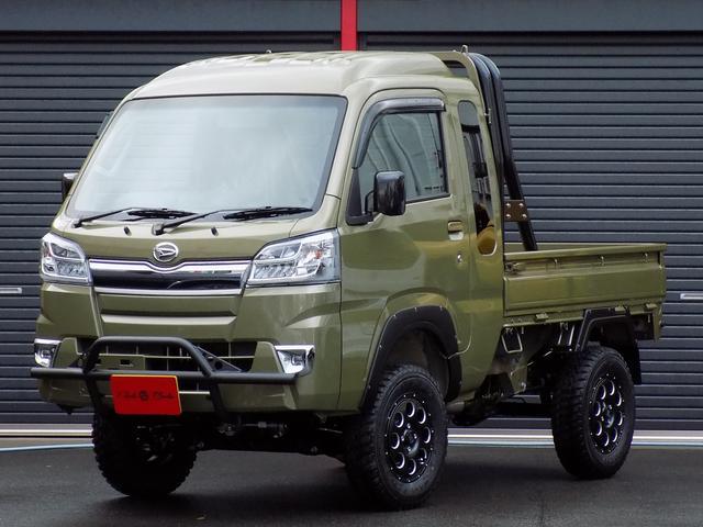 ダイハツ ジャンボ 5MT 4WD 男義+α アゲトラ リフトアップ