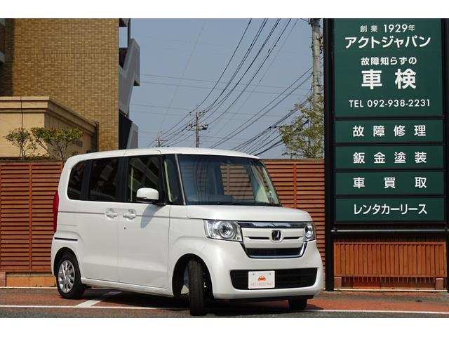 ホンダ G・Lホンダセンシング 新車 安全装備 電動スライドドア