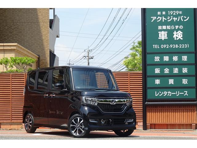 ホンダ G・Lホンダセンシング 新車 安全装備 左側電動スライドドア