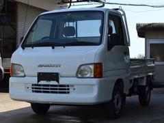 サンバートラックTC−SC 4WD スーパーチャージャ コラムAT