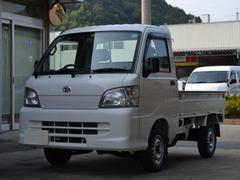 ハイゼットトラックエアコン パワステ 5MT タイヤ4本新品