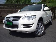 VW トゥアレグV6