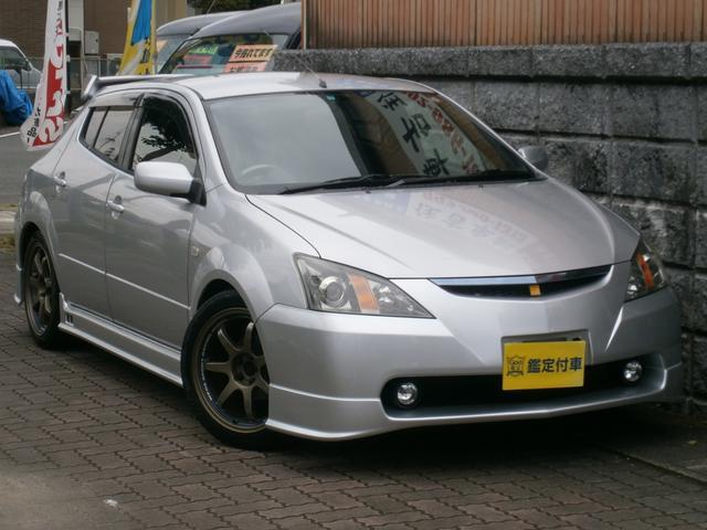トヨタ 1.8VVT-i GOO鑑定車 17インチAW ローダウン
