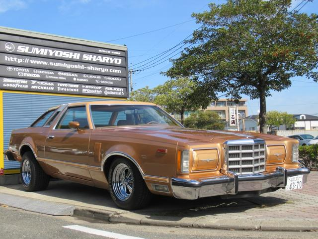 Photo of FORD THUNDERBIRD TOWN LANDAU / used FORD