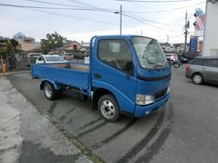 トヨエース1.5t平ボデー 4WD