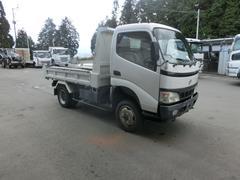 ダイナトラック2tダンプ 4WD