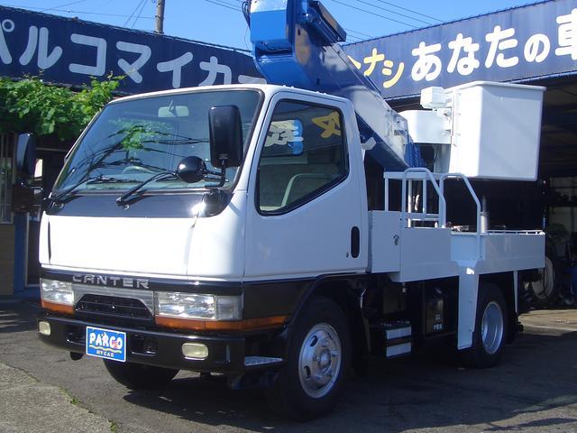 三菱ふそう 高所作業車 タダノAT-100TG