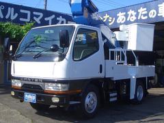 キャンター高所作業車 タダノAT−100TG