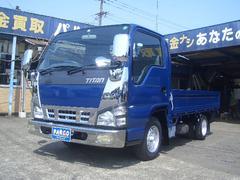 タイタントラック1.45トン超低床平ボディ−