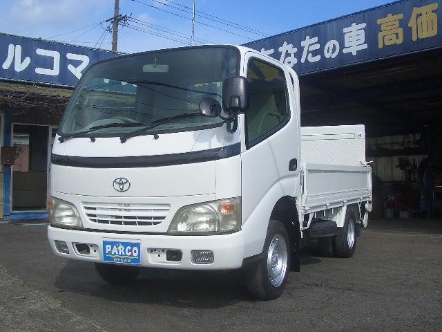 トヨタ 1.5トン超低床パワ-ゲ-ト
