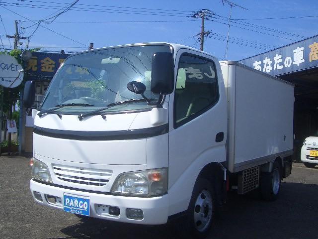 トヨタ トヨエース 1.5トン冷蔵冷凍車