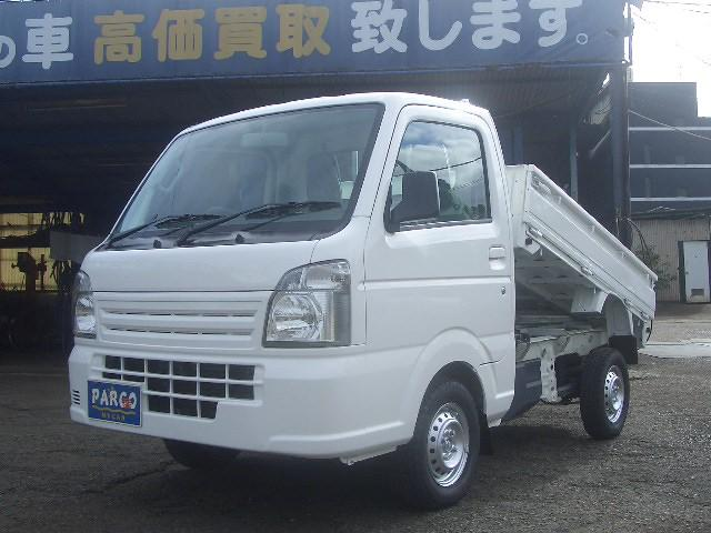 スズキ  金太郎ダンプ4WD ワンオ-ナ-車 エアコン パワステ