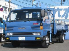 タイタントラック3.5t超ロング タダノ4段クレーン ラジコン フックイン