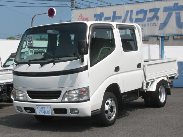 トヨタ Wキャブロングフルジャストロー1.25t 3.0ディーゼル