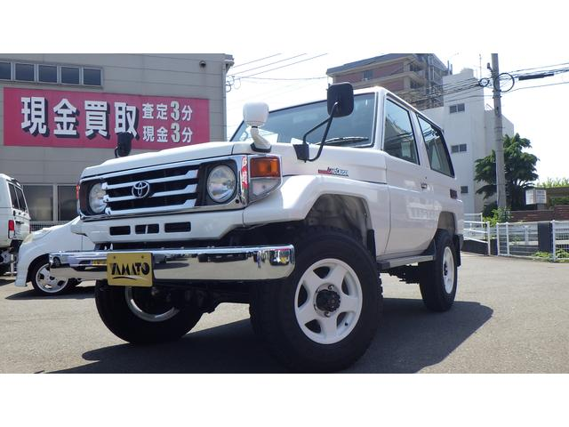 トヨタ LX ZEAL2インチUP ブラットレーV リアLSD