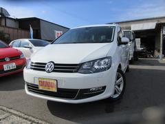VW シャランTSI ハイライン 正規ディーラー車