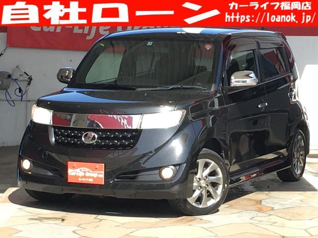 「トヨタ」「bB」「ミニバン・ワンボックス」「福岡県」の中古車