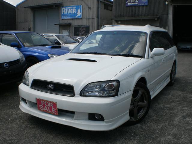スバル GT-B E-tuneII HDD DVD 地デジ フジツボ