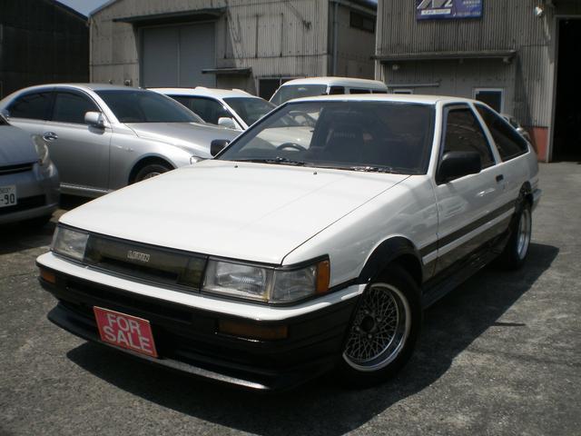 トヨタ GT APEX エキマニ フジツボマフラー LSD SSR