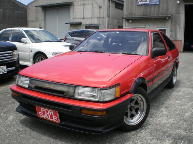 トヨタ GT APEX 外装同色塗装済 FGKマフラ レカロ LSD