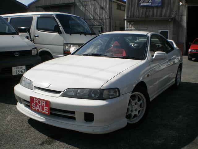 ホンダ タイプR 両席レカロシート 社外マフラー 純正アルミホイール
