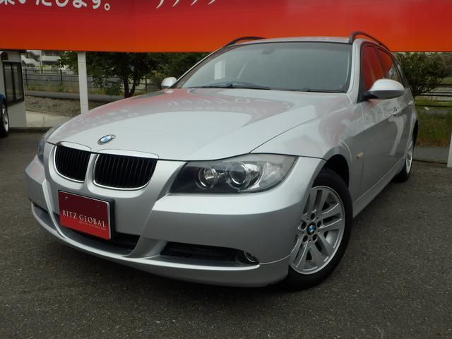 BMW 320iツーリング HDDナビ ETC スマートキー