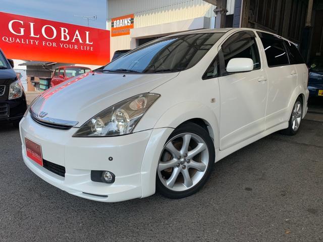 トヨタ Z CVT 社外マフラー エアロ ナビ ETC
