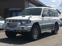 パジェロワイド エクシード サンルーフ 4WD