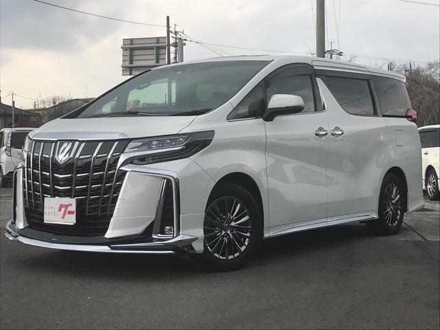 トヨタ 3.5エグゼクティブラウンジS フルエアロ サンルーフ