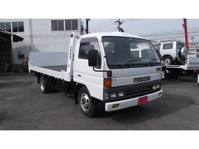 マツダ 3.25t積載車 農機具運搬 重機運搬 一般仕様