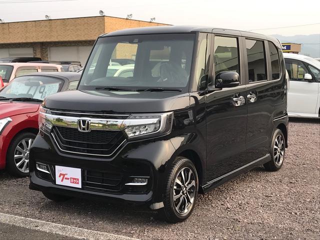 「ホンダ」「N-BOX」「コンパクトカー」「大分県」の中古車