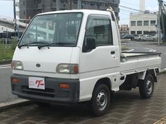 サンバートラックSDX 4WD 5MT エアコン