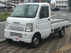 キャリイトラックKC 4WD 5MT エアコン パワステ 最大積載量350k