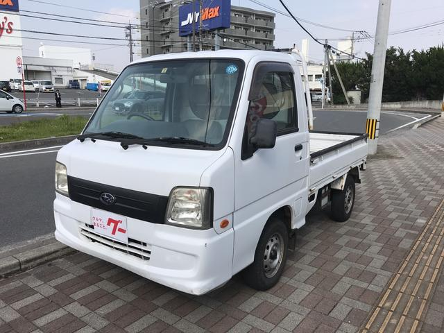 スバル 4WD