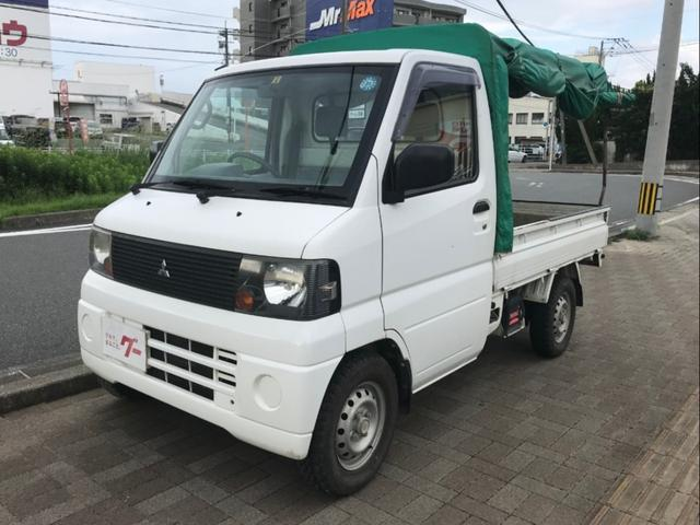 三菱 5速 4WD