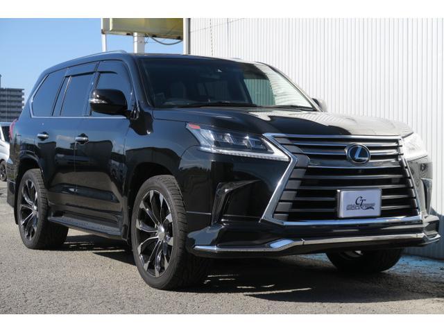 「レクサス」「LX」「SUV・クロカン」「大分県」の中古車