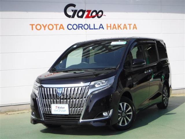 トヨタ ハイブリッドGi 衝突軽減ブレーキ SDナビ シートヒーター