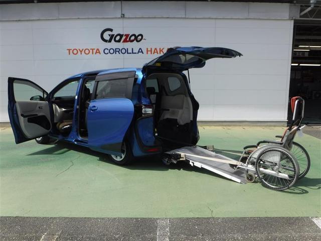 トヨタ シエンタ 1.5GウェルC車いす仕様車III2ndシート付